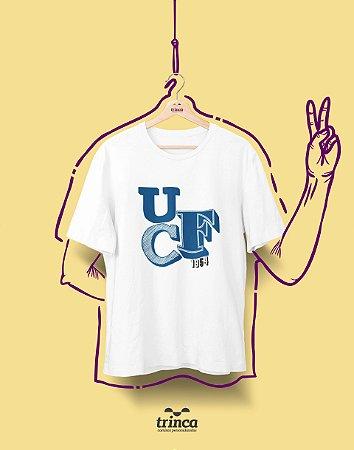 Camiseta - Coleção Sou Federal - UFC - Basic