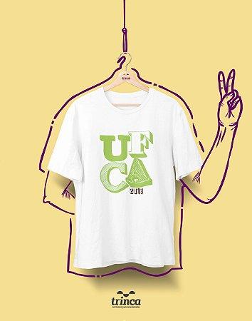 Camiseta - Coleção Sou Federal - UFCA - Basic