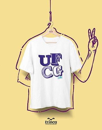Camiseta - Coleção Sou Federal - UFCG - Basic