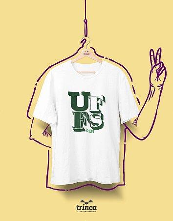 Camiseta - Coleção Sou Federal - UFFS - Basic