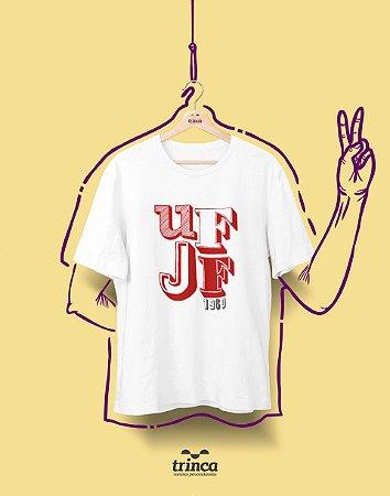 Camiseta - Coleção Sou Federal - UFJF - Basic