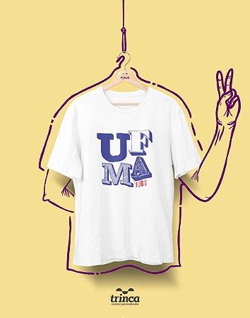 Camiseta - Coleção Sou Federal - UFMA - Basic