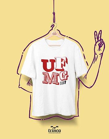 Camiseta - Coleção Sou Federal - UFMG - Basic