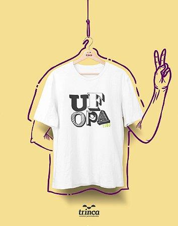 Camiseta - Coleção Sou Federal - UFOPA - Basic