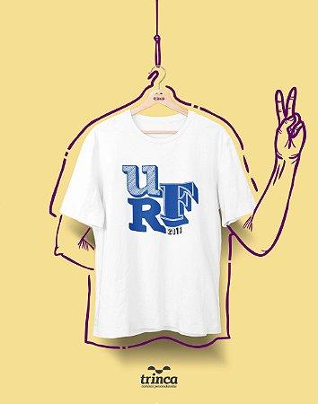 Camiseta - Coleção Sou Federal - UFR - Basic