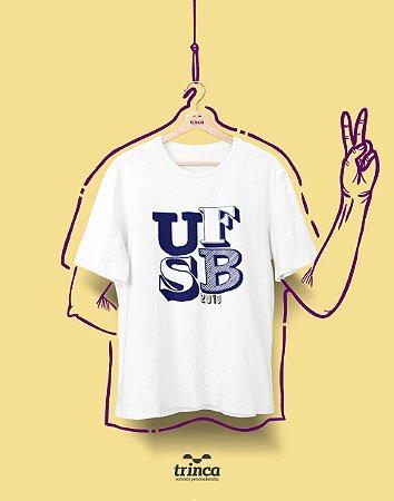 Camiseta - Coleção Sou Federal - UFSB - Basic