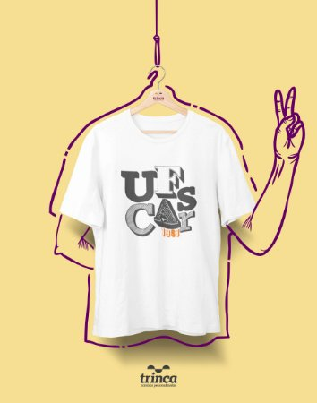 Camiseta - Coleção Sou Federal - UFSCAR - Basic