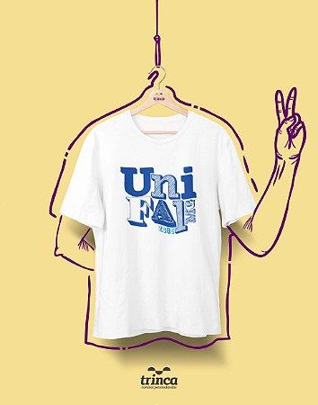 Camiseta - Coleção Sou Federal - UNIFALMG - Basic