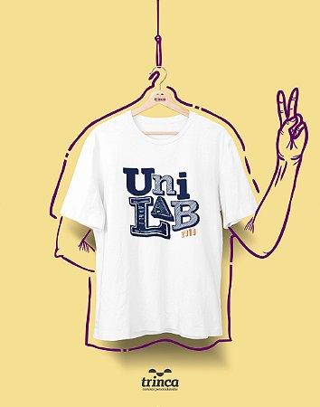 Camiseta - Coleção Sou Federal - UNILAB - Basic