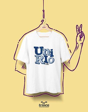 Camiseta - Coleção Sou Federal - UNIRIO - Basic