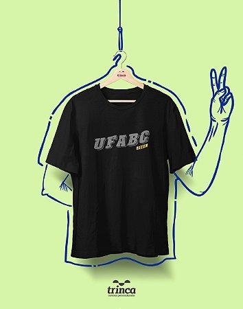 Camiseta - Coleção Somos UF - UFABC - Basic