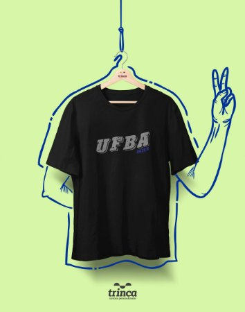 Camiseta - Coleção Somos UF - UFBA - Basic