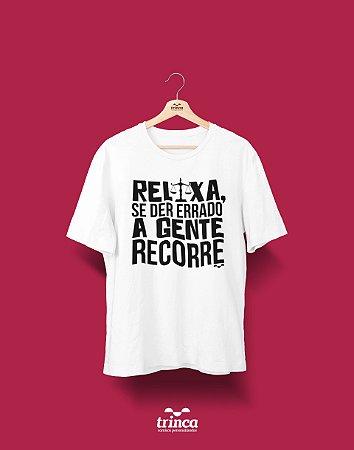 Camisa Universitária Direito - Tem jeito pra tudo - Basic