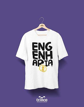 Camisa Universitária Engenharia - Minerva - Basic