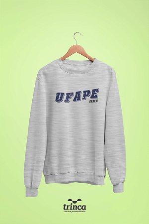 Moletom Básica (Flanelado) - Coleção Somos UF - UFAPE