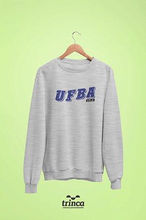 Moletom Básica (Flanelado) - Coleção Somos UF - UFBA