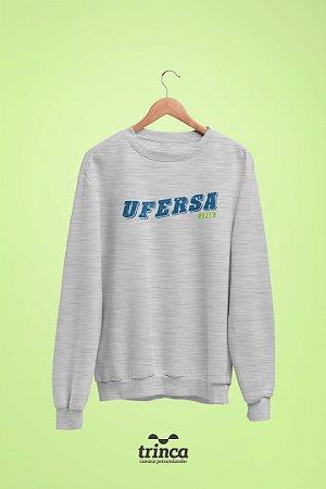 Moletom Básica (Flanelado) - Coleção Somos UF - UFERSA