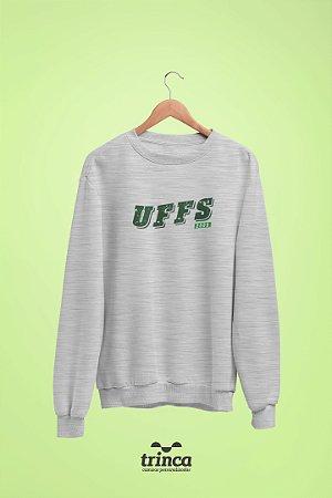 Moletom Básica (Flanelado) - Coleção Somos UF - UFFS