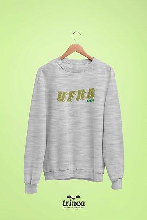 Moletom Básica (Flanelado) - Coleção Somos UF - UFRA