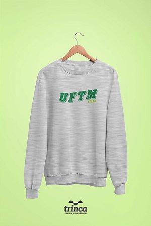 Moletom Básica (Flanelado) - Coleção Somos UF - UFTM