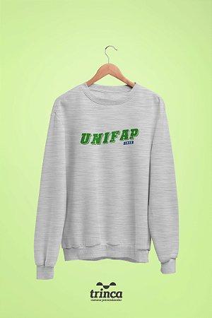 Moletom Básica (Flanelado) - Coleção Somos UF - UNIFAP