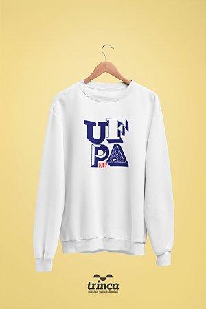 Moletom Básica (Flanelado) - Sou Federal - UFPA