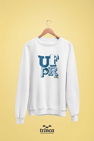 Moletom Básica (Flanelado) - Sou Federal - UFPR