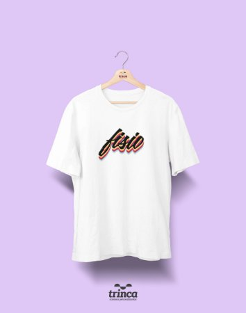 Camiseta - Coleção Grafite - Fisioterapia - Basic