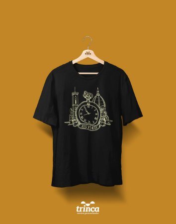 Camisa Universitária História - O Tempo Voa - Basic