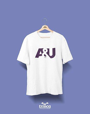 Camisa Universitária Arquitetura e Urbanismo  - A&U - Basic