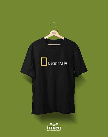 Camisa Universitária Geografia - Geo Wild - Basic