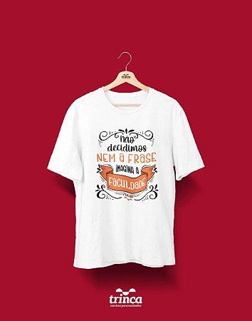 Camisa Terceiro Ano - Indecisos - Basic