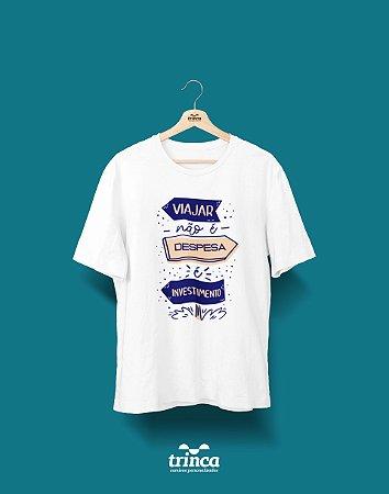 Camisa Turismo - Investimento - Basic