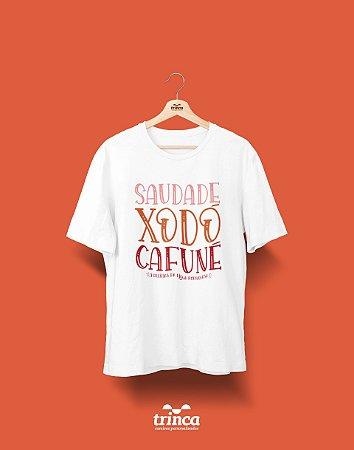 Camisa Universitária Letras - Xodós - Basic