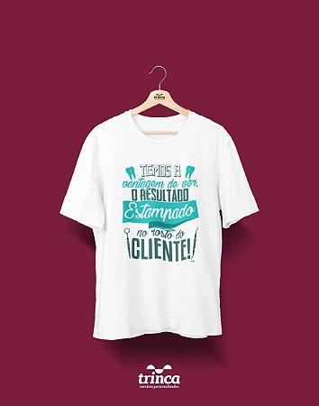 Camisa Universitária Odontologia - Smile - Basic