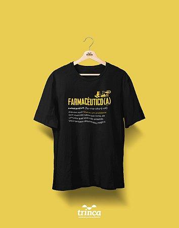 Camisa Universitária Farmácia - Farmágica - Basic