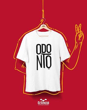Camiseta Universitária - Odontologia - Minimal - Basic
