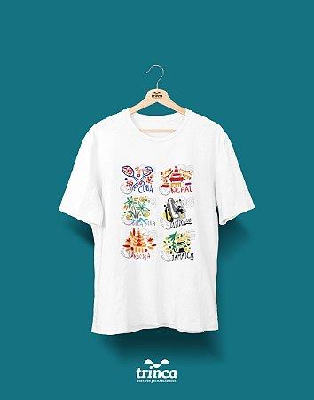 Camisa Turismo - Destinos 2 - Basic
