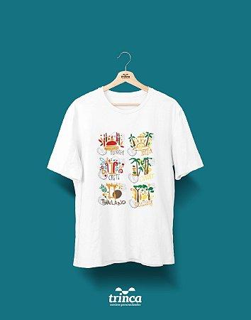 Camisa Turismo - Destinos 4 - Basic
