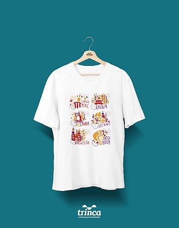 Camisa Turismo - Destinos 5 - Basic