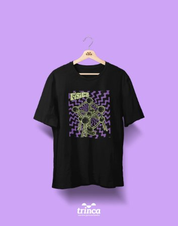 Camiseta Personalizada - Psicodélicos - Física - Basic