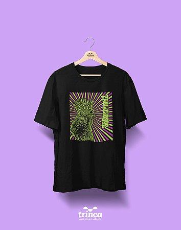 Camiseta Personalizada - Psicodélicos - Publicidade - Basic