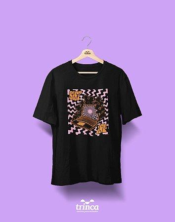 Camiseta Personalizada - Psicodélicos - Sistemas de Informação - Basic