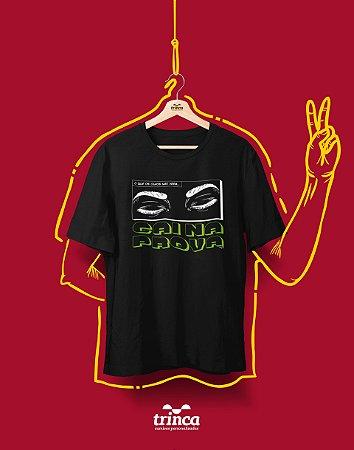 Camiseta Universitária - Cochilo - Basic