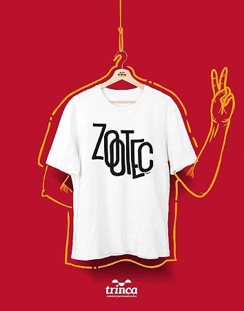 Camiseta Personalizada - Minimal - Zootecnia - Basic