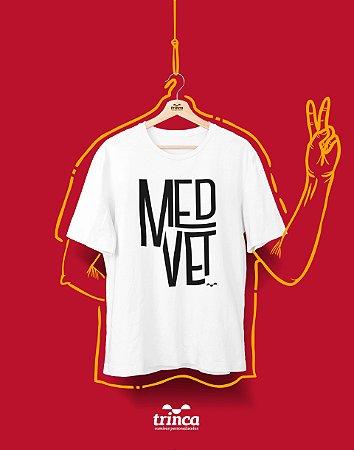 Camiseta Personalizada - Minimal - Medicina Veterinária - Basic