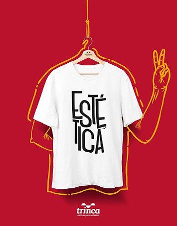Camiseta Personalizada - Minimal - Estética - Basic