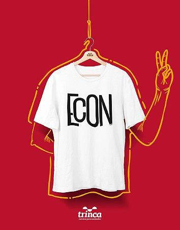 Camiseta Personalizada - Minimal - Economia - Basic