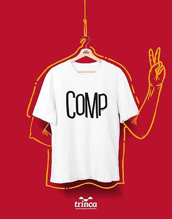 Camiseta Personalizada - Minimal - Ciência da Computação - Basic