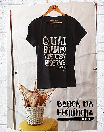 Camiseta Especial - Carnaval - Eu Serve - Basic